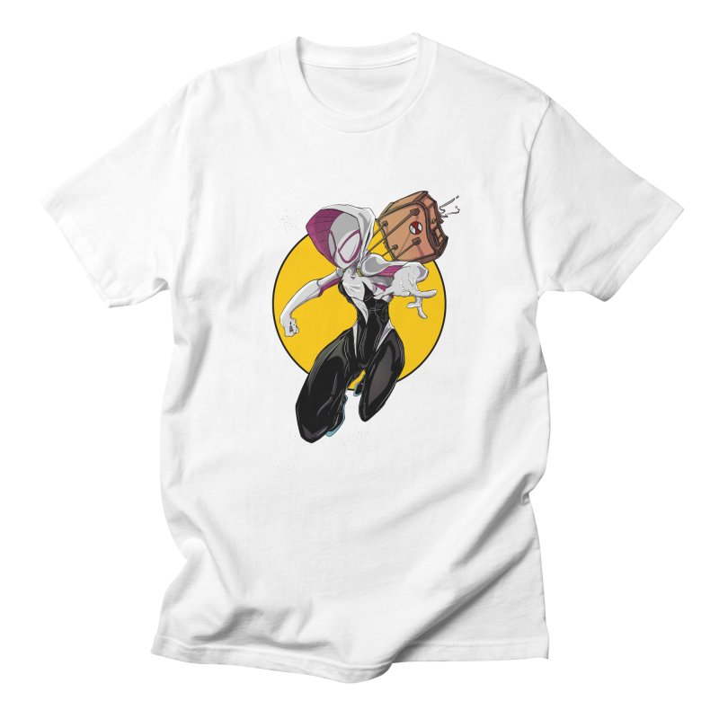 im' late!!  Men's Regular T-Shirt by wolly mcnair's Artist Shop