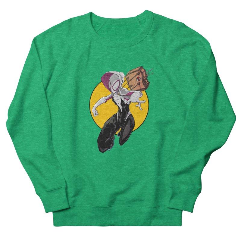 im' late!!  Women's Sweatshirt by wolly mcnair's Artist Shop