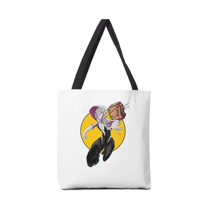 im' late!!  Accessories Bag by wolly mcnair's Artist Shop