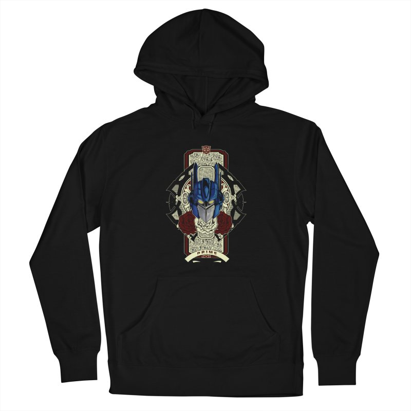 Roll Out Men's French Terry Pullover Hoody by wolly mcnair's Artist Shop