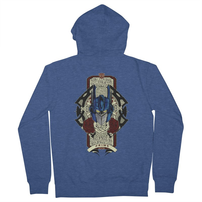 Roll Out Women's French Terry Zip-Up Hoody by wolly mcnair's Artist Shop