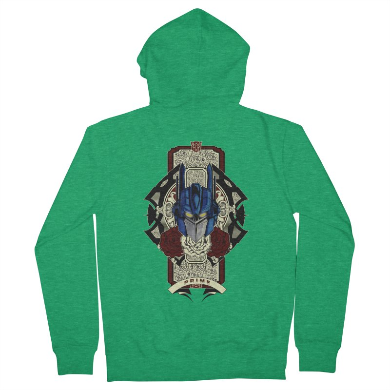 Roll Out Men's Zip-Up Hoody by wolly mcnair's Artist Shop