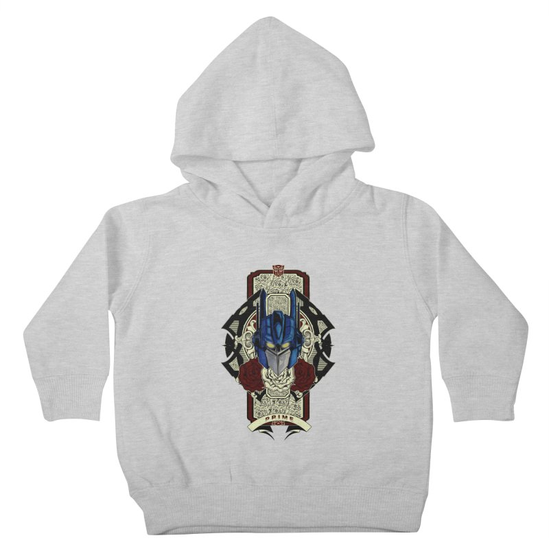 Roll Out Kids Toddler Pullover Hoody by wolly mcnair's Artist Shop