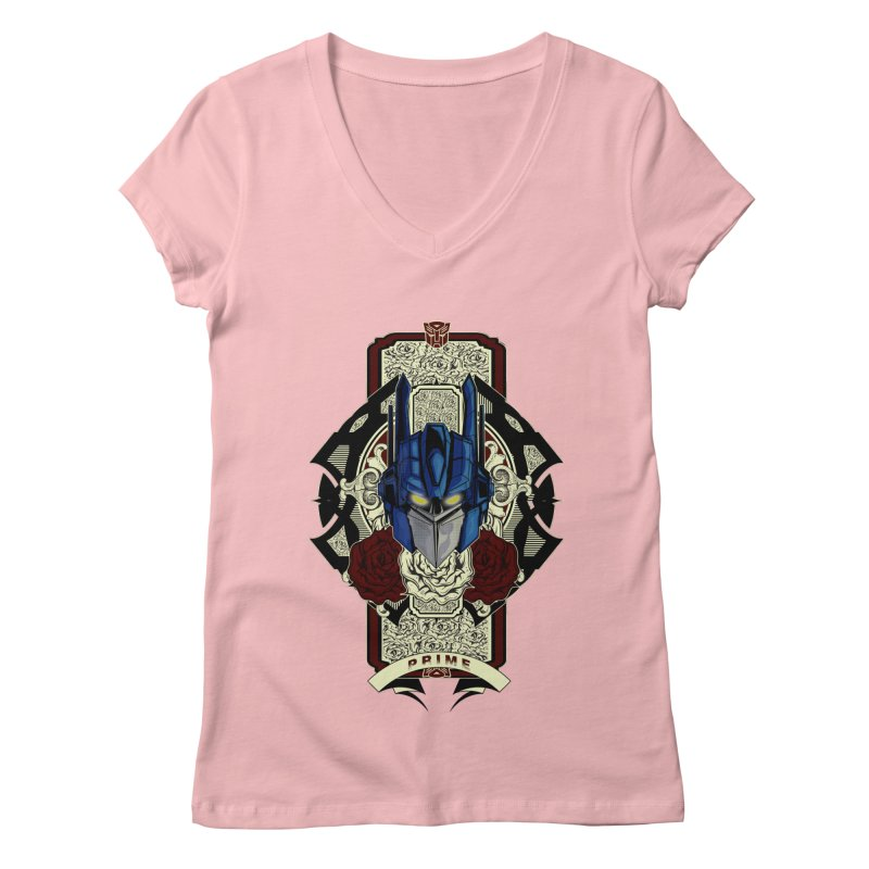 Roll Out Women's Regular V-Neck by wolly mcnair's Artist Shop