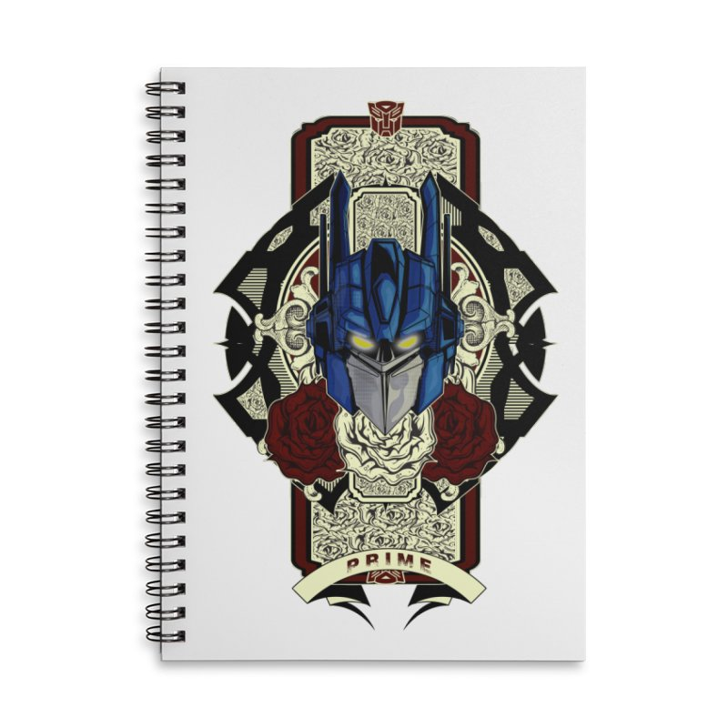 Roll Out Accessories Notebook by wolly mcnair's Artist Shop