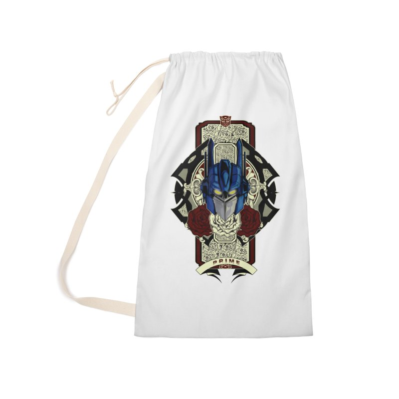 Roll Out Accessories Laundry Bag Bag by wolly mcnair's Artist Shop