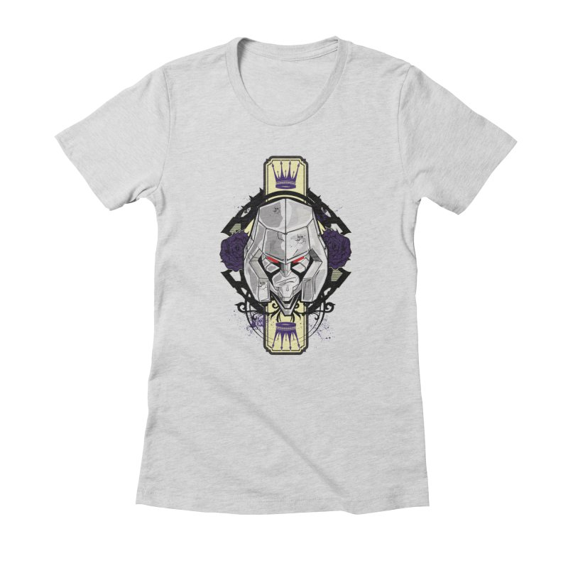 Megs Women's T-Shirt by wolly mcnair's Artist Shop