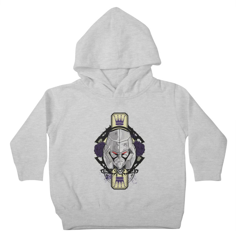 Megs Kids Toddler Pullover Hoody by wolly mcnair's Artist Shop