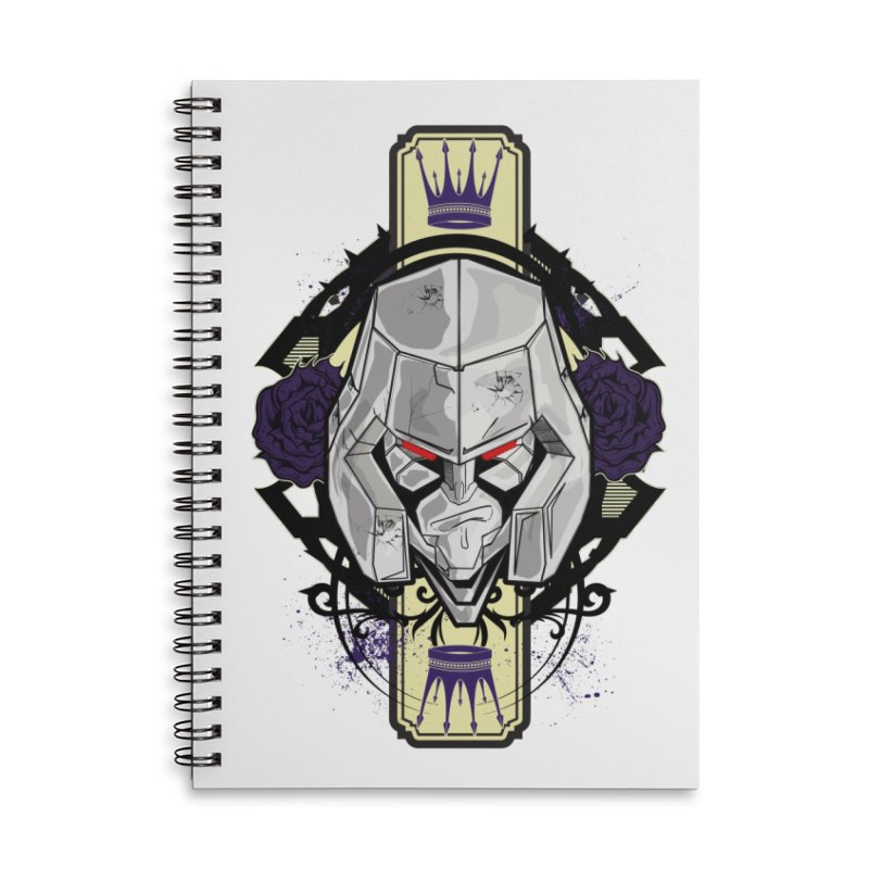 Megs Accessories Notebook by wolly mcnair's Artist Shop
