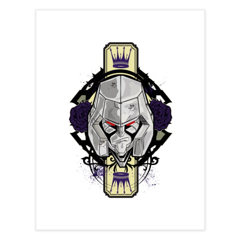 Megs Home Fine Art Print by wolly mcnair's Artist Shop