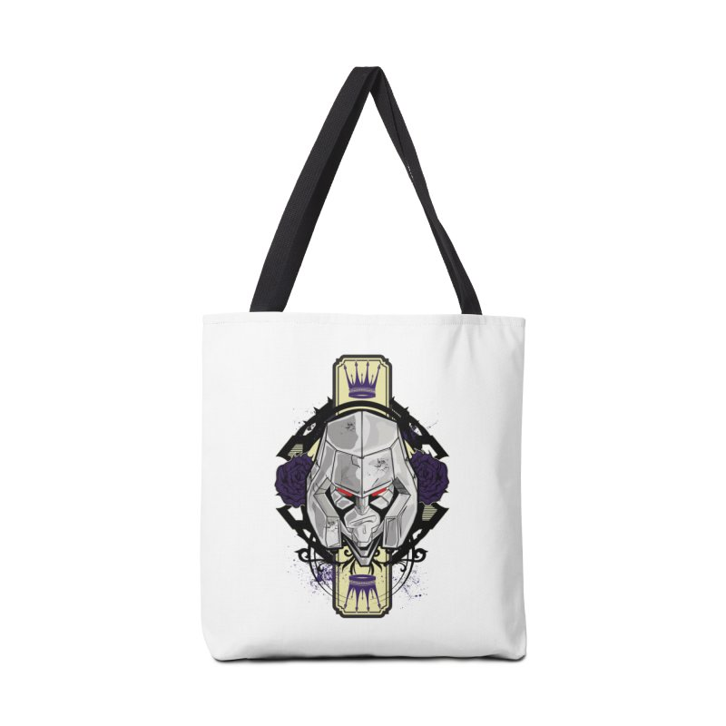 Megs Accessories Bag by wolly mcnair's Artist Shop