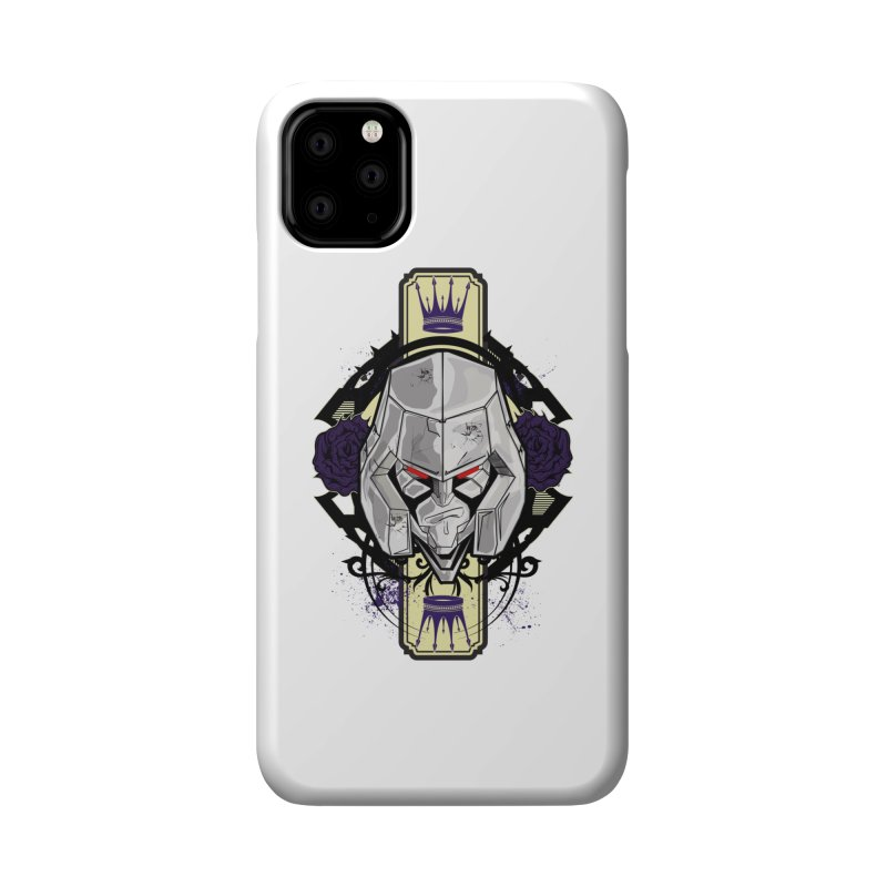 Megs Accessories Phone Case by wolly mcnair's Artist Shop