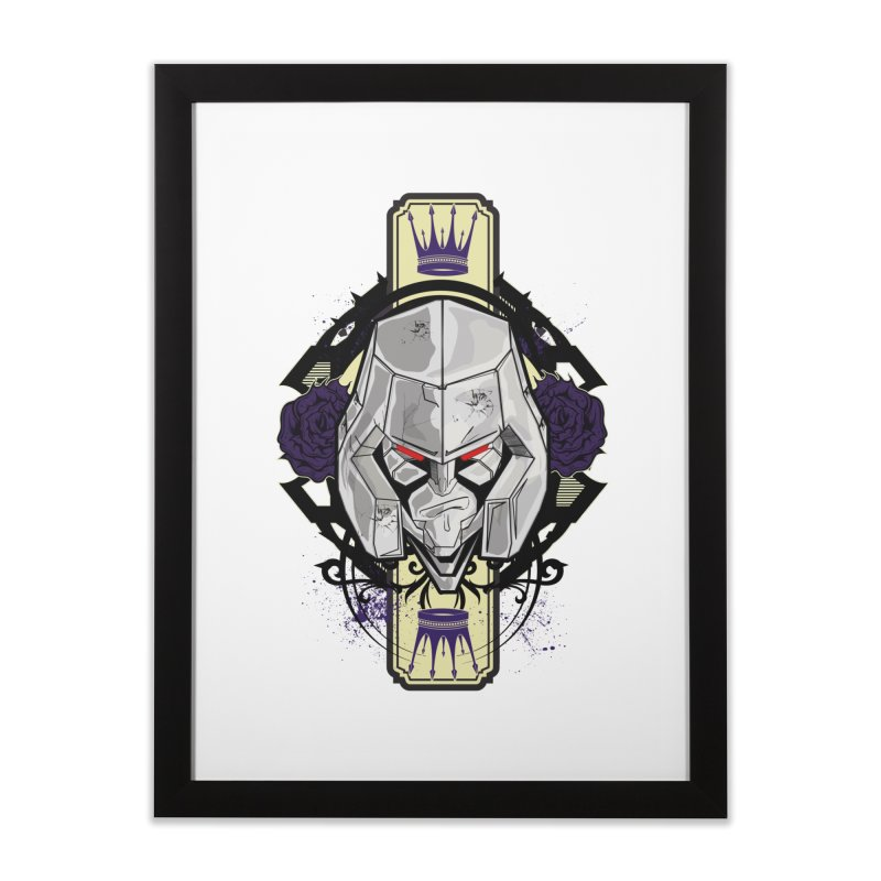 Megs Home Framed Fine Art Print by wolly mcnair's Artist Shop