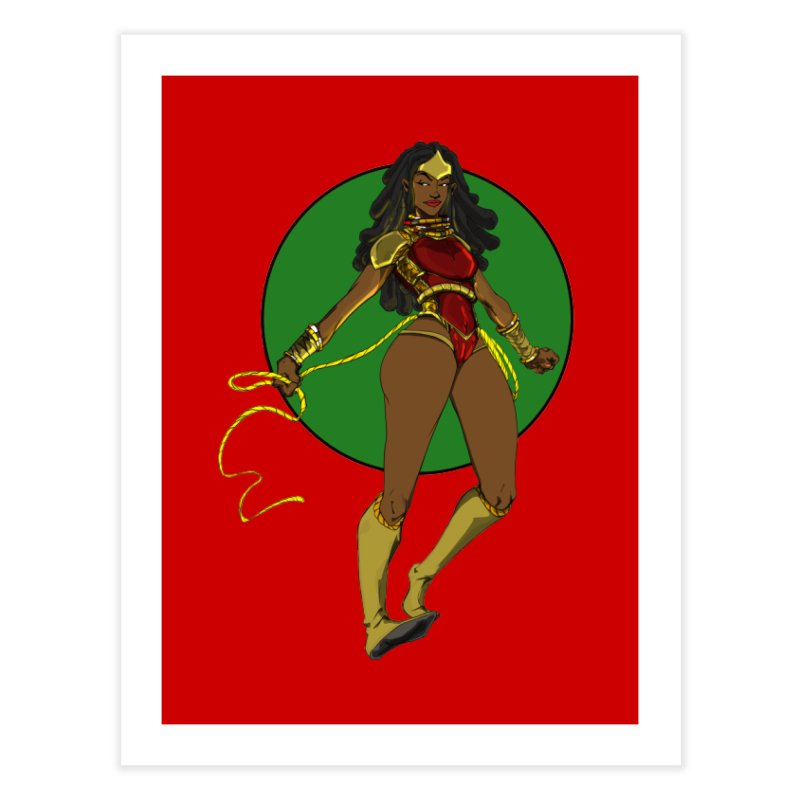 Nubia 2 Home Fine Art Print by wolly mcnair's Artist Shop