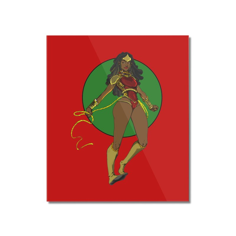 Nubia 2 Home Mounted Acrylic Print by wolly mcnair's Artist Shop