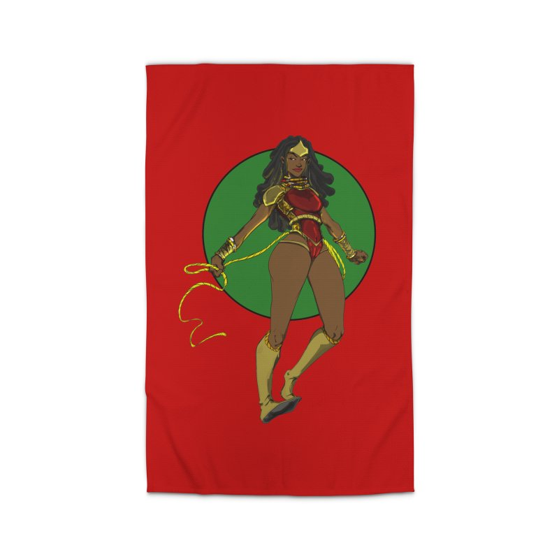Nubia 2 Home Rug by wolly mcnair's Artist Shop