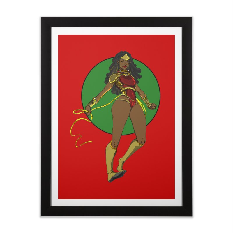 Nubia 2 Home Framed Fine Art Print by wolly mcnair's Artist Shop