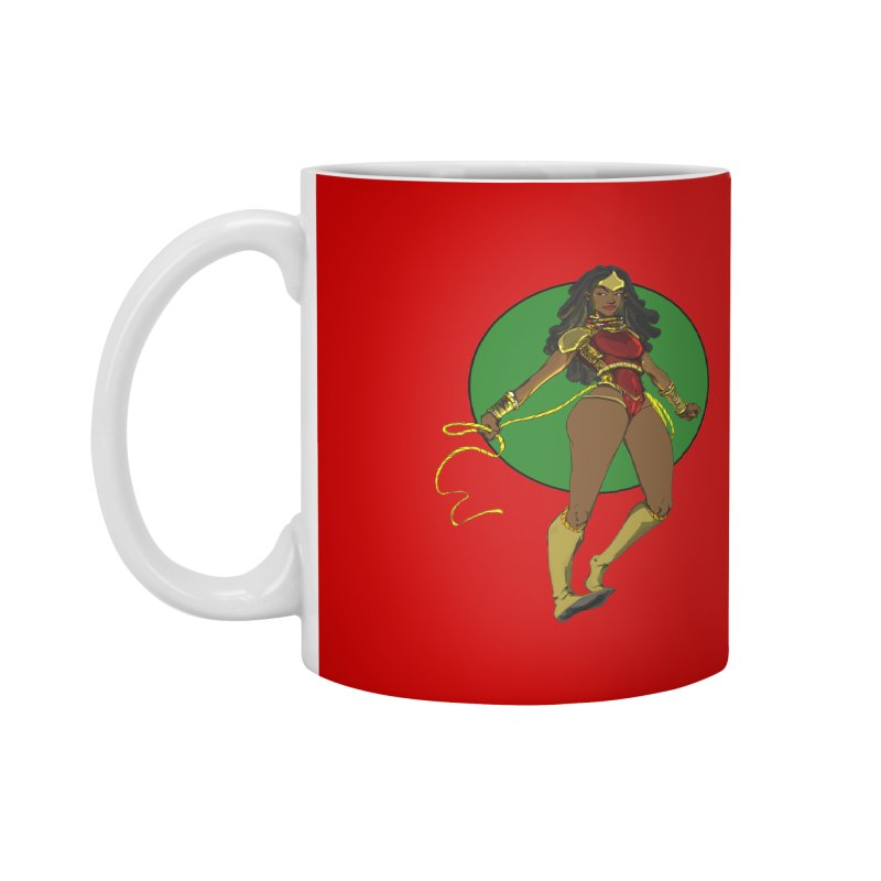 Nubia 2 Accessories Mug by wolly mcnair's Artist Shop