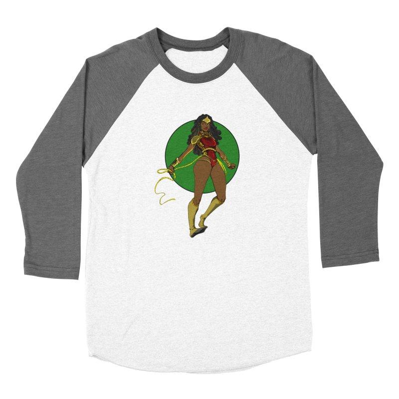 Nubia nu Women's Longsleeve T-Shirt by wolly mcnair's Artist Shop