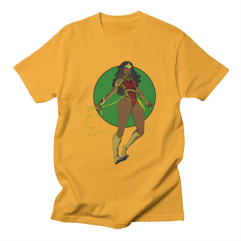 Nubia nu Men's Regular T-Shirt by wolly mcnair's Artist Shop
