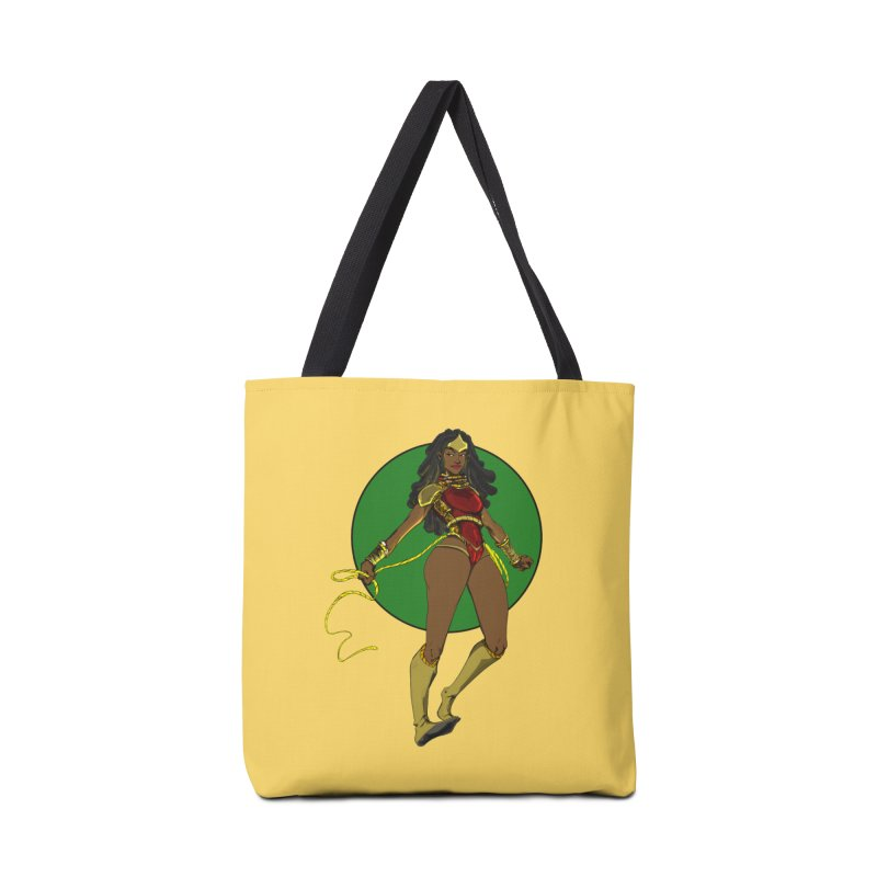Nubia nu Accessories Bag by wolly mcnair's Artist Shop