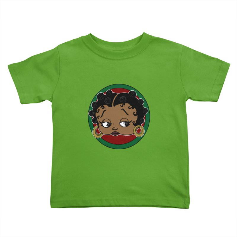 Boogie BOO Kids Toddler T-Shirt by wolly mcnair's Artist Shop