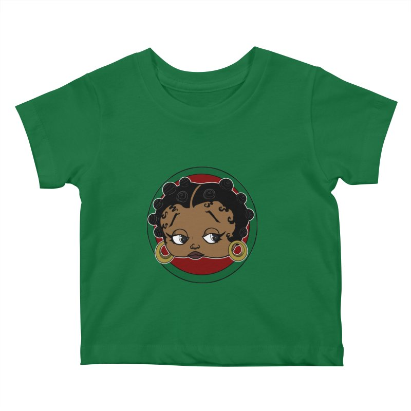 Boogie BOO Kids Baby T-Shirt by wolly mcnair's Artist Shop