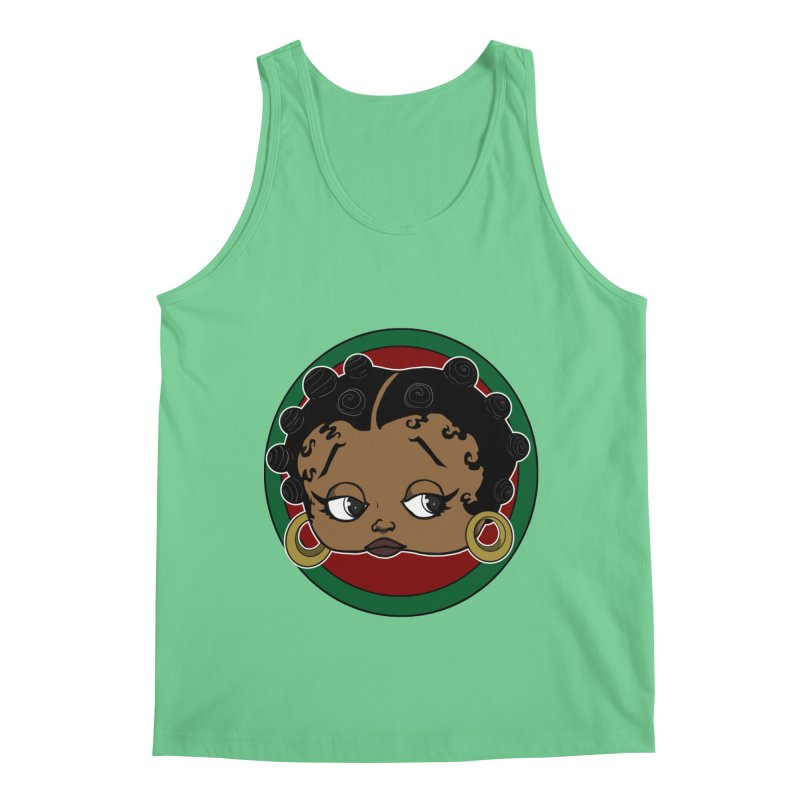 Boogie BOO Men's Tank by wolly mcnair's Artist Shop