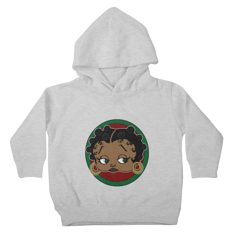 Boogie BOO Kids Toddler Pullover Hoody by wolly mcnair's Artist Shop