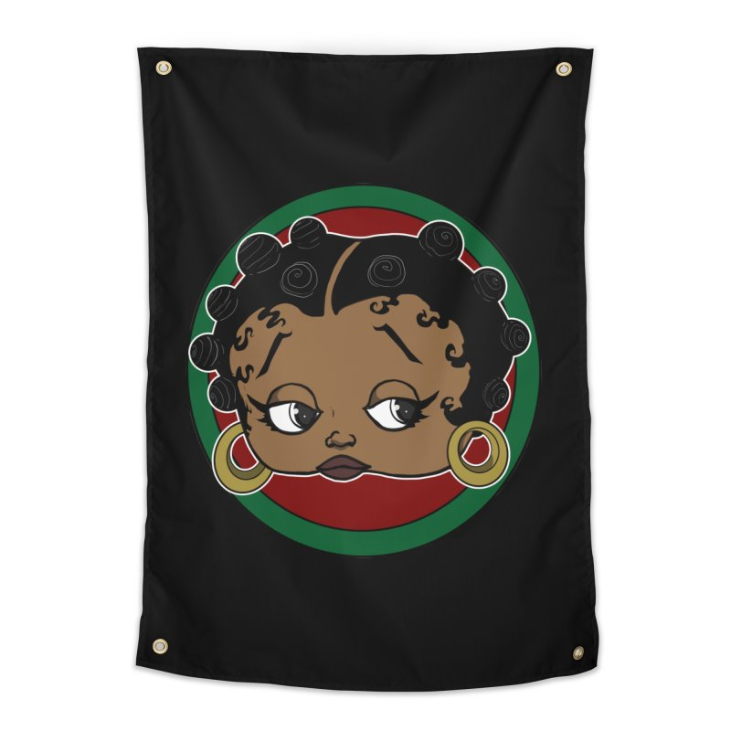 Boogie BOO Home Tapestry by wolly mcnair's Artist Shop