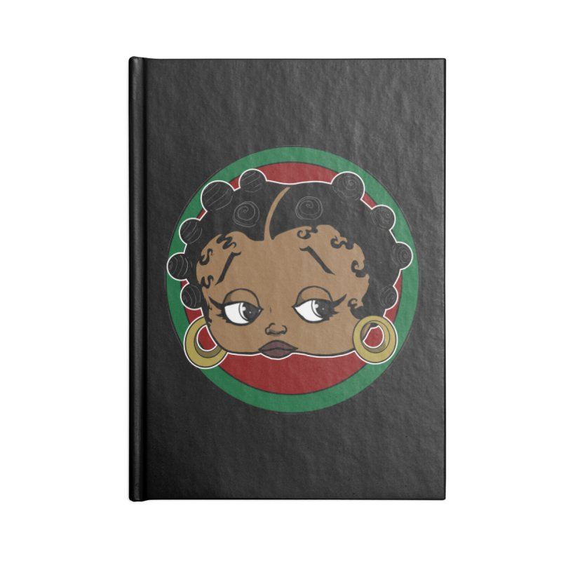 Boogie BOO Accessories Blank Journal Notebook by wolly mcnair's Artist Shop