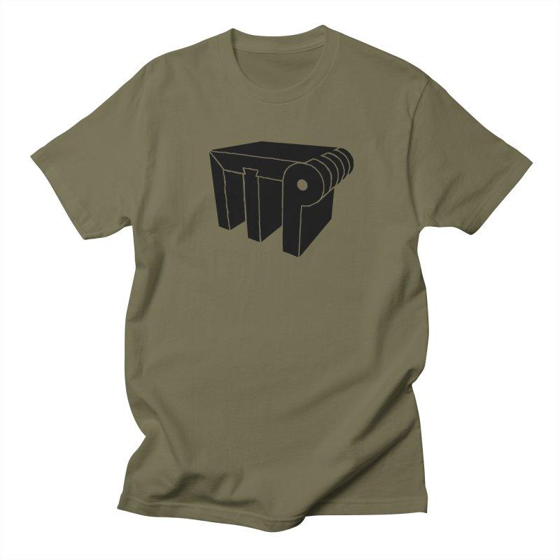 MPlogo_transparent in Men's Regular T-Shirt Olive by womadeod's Artist Shop