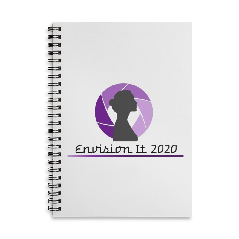 2020 Virtual Conference - White Accessories Notebook by Women for Sobriety