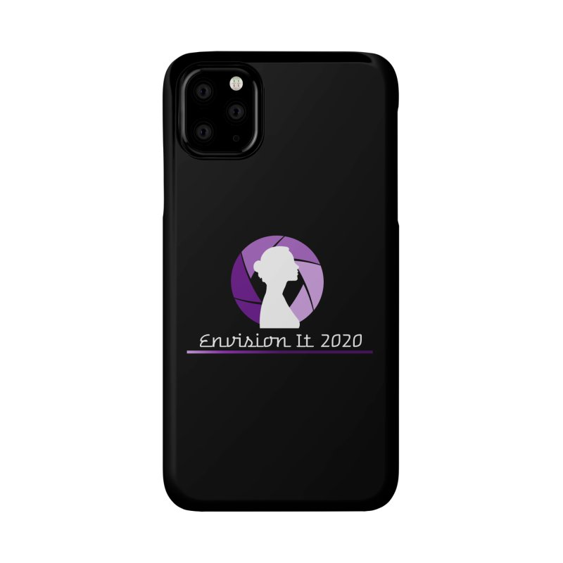 2020 Virtual Conference - Black Accessories Phone Case by Women for Sobriety