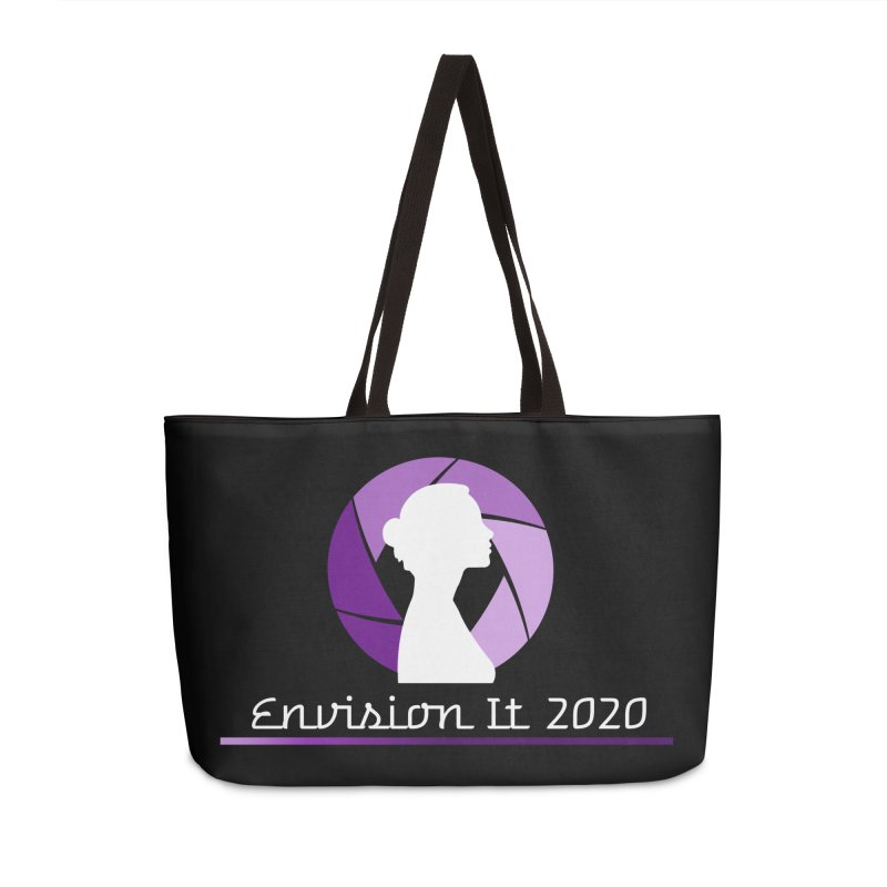 2020 Virtual Conference - Black Accessories Bag by Women for Sobriety