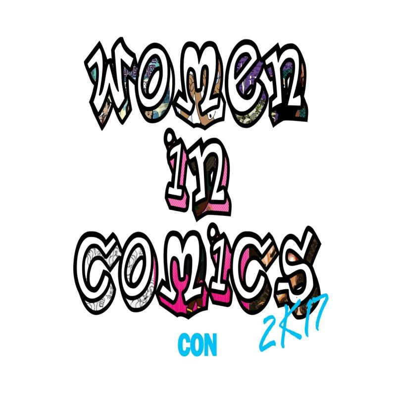 WinC Con 2017 by womenincomicsnyc's Artist Shop