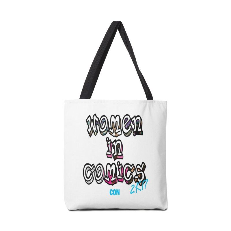 WinC Con 2017 Accessories Bag by womenincomicsnyc's Artist Shop