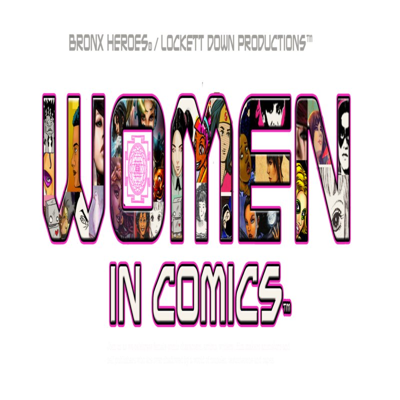 WinC2 by Women in Comics Collective Artist Shop