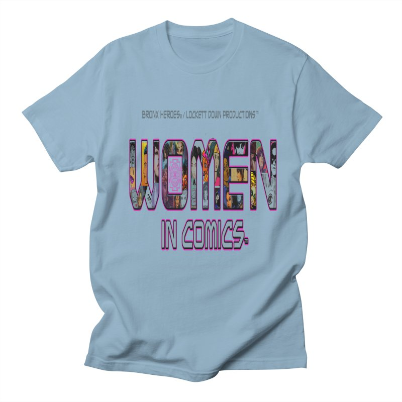 WinC2 Men's T-Shirt by Women in Comics Collective Artist Shop
