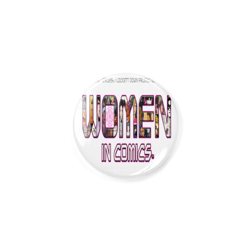 WinC2 Accessories Button by Women in Comics Collective Artist Shop