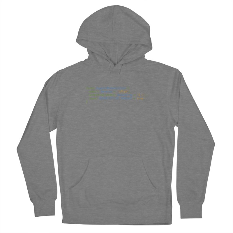 Support Women In Tech Women's Pullover Hoody by Women in Technology Online Store