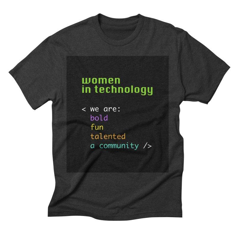 Men's None by Women in Technology Online Store