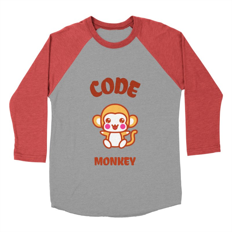 Code Monkey Men's Longsleeve T-Shirt by Women in Technology Online Store
