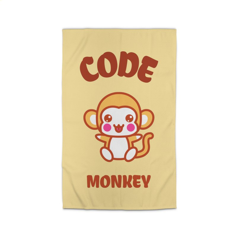 Code Monkey Home Rug by Women in Technology Online Store