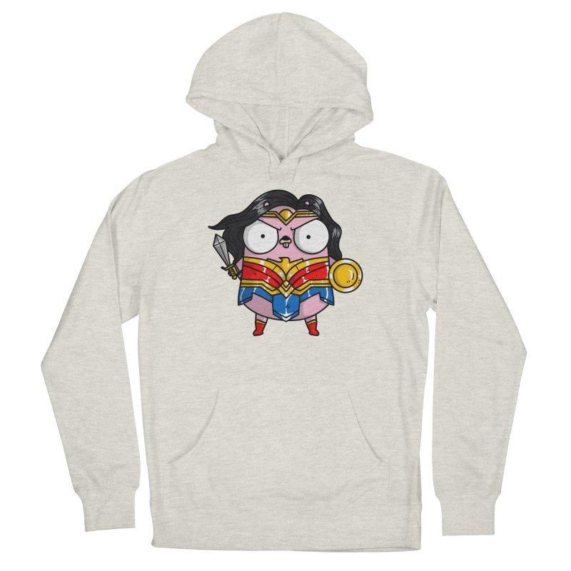 Wonder Gopher Men's Pullover Hoody by Women Who Go