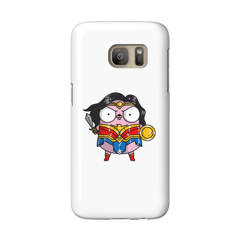 Wonder Gopher Accessories Phone Case by Women Who Go