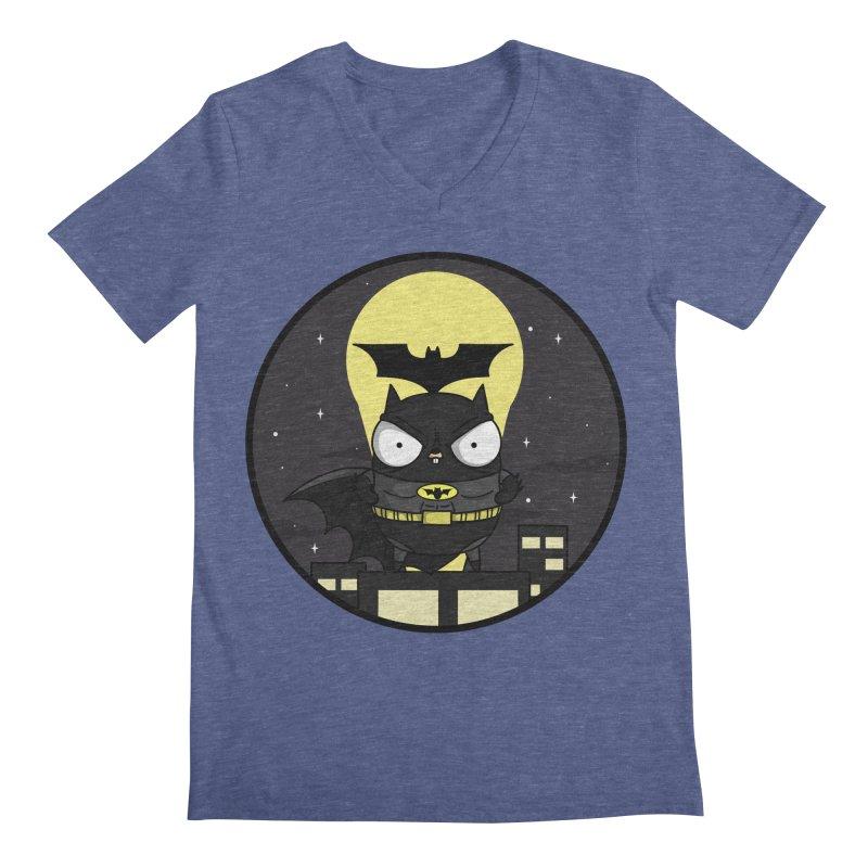 Bat Gopher Men's V-Neck by Women Who Go