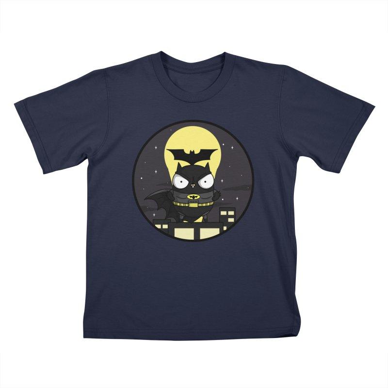 Bat Gopher Kids T-Shirt by Women Who Go
