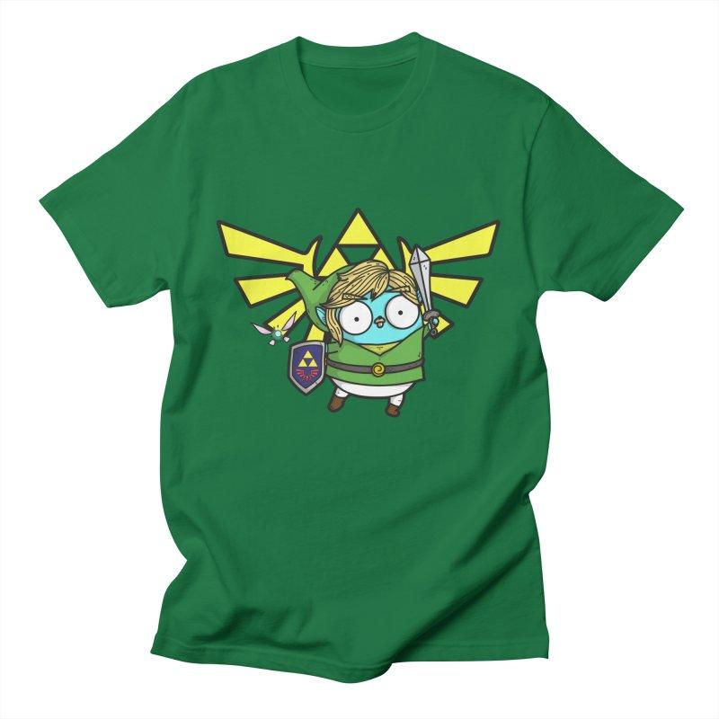 Legendary Gopher Men's T-Shirt by Women Who Go