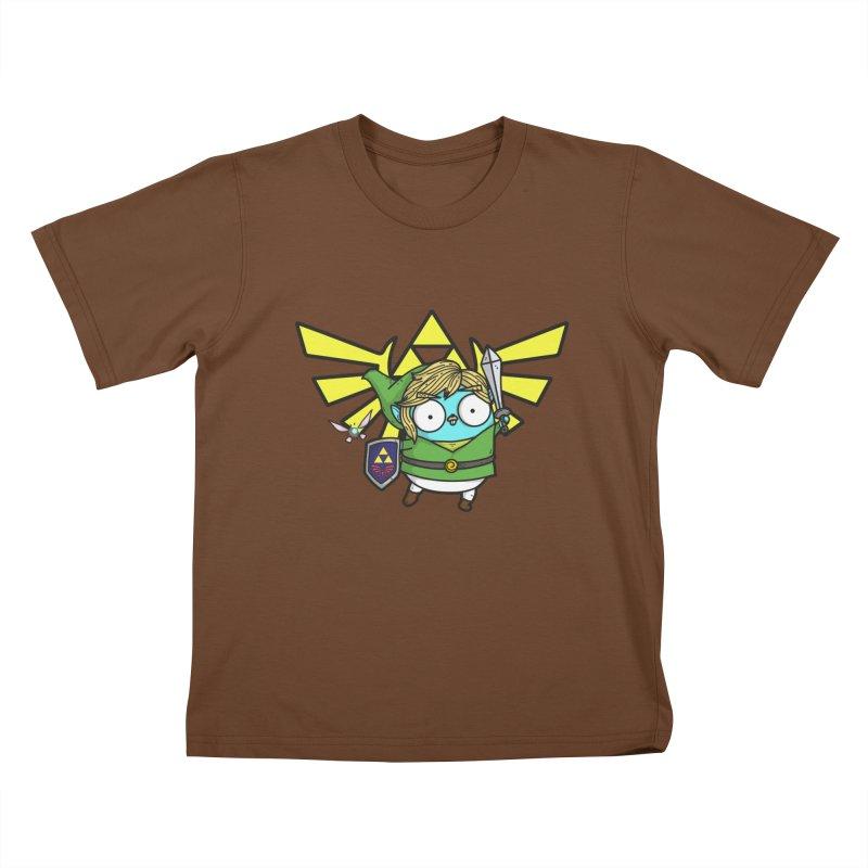 Legendary Gopher Kids T-Shirt by Women Who Go